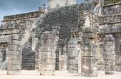 Ruins of the Chichen Itza — Stock Photo