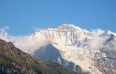 Landscape in Jungfrau region — Stock Photo