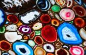 Beautiful translucent mosaic — Stock Photo