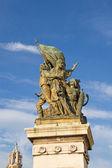 """Famous """"Altare della Patria"""" in Rom — Stockfoto"""