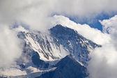 Eiger mountain in the Jungfrau region — Stock Photo
