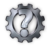 Cogwheel quest — Stock Photo