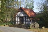 Gellenbeck mill in Hagen, Lower Saxony, Germany — Stock Photo