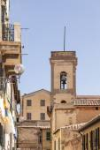 Portoferraio, church in the old town, Elba, Tuscany, Italy — Stock Photo