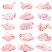 Meat chicken — Stock Photo
