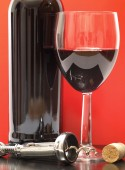 Wine grape — Fotografia Stock