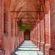 Old arched passage. — Stock Photo #52411277
