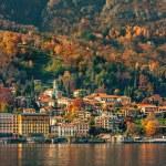 Small town on Lake Como. — Stock Photo #52890411