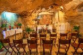 Grotto of Gethsemane in Jerusalem, Israel. — Stock fotografie