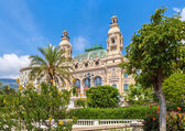 Salle Garnie in Monte Carlo, Monaco. — Stock Photo