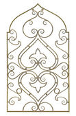 Decorative lattice. — Stock Photo