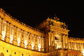 Hofburg in Vienna (3) — Stock Photo