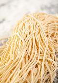 Boiled Spaghetti Pasta On Counter — Foto de Stock