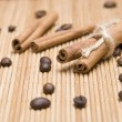Spice cinnamon — Stock Photo #57439431
