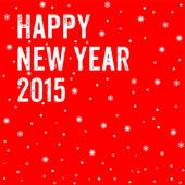Background Happy new year — Stock Photo
