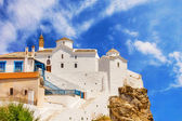 Panagitsa Tou Pirgou church in Skopelos Town — ストック写真