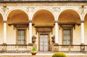 Queen Anne's Summer Palace in Prague — Stock Photo