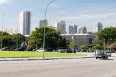 Building of the Legislative Assembly of Sao Paulo — Stock Photo