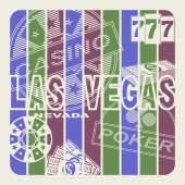 Las Vegas — Stock Vector