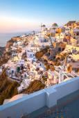 Oia Santorini — Stockfoto