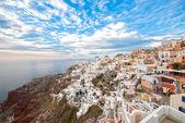 Oia Santorini — Stock Photo