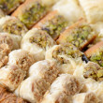 Arabic sweets — Stock Photo #63007501