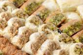 Arabic sweets — Stock Photo