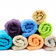 Cotton towels — Stock Photo #63619065