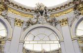 Baroque detail — Stock Photo