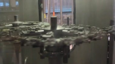 Industrie — Stockvideo