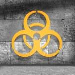 Biohazard sign — Stock Photo #58202537