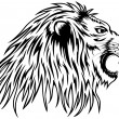 Lion — Stock Vector #60405653