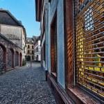 Traditional european street architecture — Stock Photo #69714847