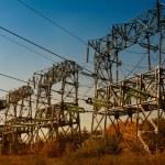 Power line — Stock Photo #69715825