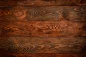 Wooden background top view — Stock Photo