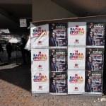 Постер, плакат: Syriza campaign kiosk posters