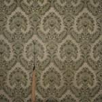 Wallpaper pattern and light switch — Stock Photo #71757489