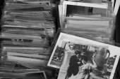 Stare zdjęcia i pocztówki vintage — Zdjęcie stockowe