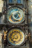 Prag astronomische uhr — Stockfoto