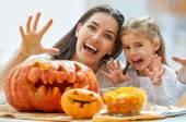 Halloween day — Stock Photo
