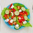 Delicious salad — Stock Photo #55766451