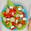 Delicious salad — Stock Photo #57525049