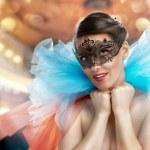 máscara de la mascarada — Foto de Stock   #60179491