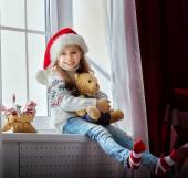 Christmas celebration — Stock Photo