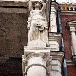 Caryatid column — Stock Photo #57378629