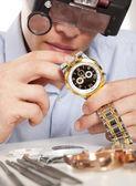 Watchmaker — ストック写真