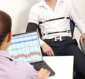 Lie Detector — Stock Photo