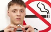 No smoking concept — Stock Photo
