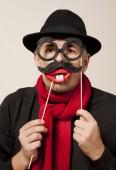 Funnyman — Stockfoto