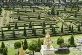 Tropical Garden in Pattaya — Stock Photo